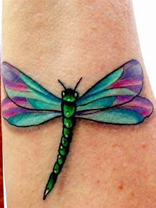 50+ Best Dragonfly Tattoos Ideas