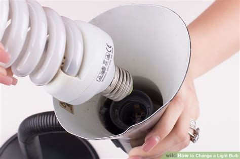 4 ways to change a light bulb wikihow