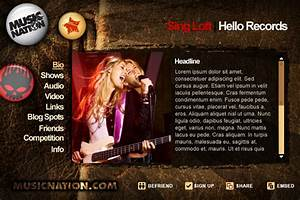 Band press kit template freeware for Band press kit template