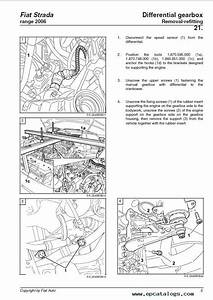 Fiat Strada Range 2006 Service Manual Pdf