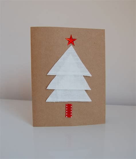 weihnachtskarten basteln anleitung weihnachtskarten basteln ideen mit glitzernden tannenbaum ornamenten