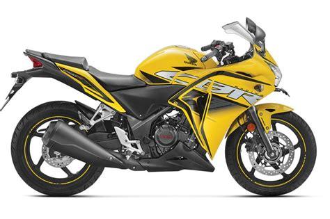 cbr motorcycle price in india 2018 honda cbr 250r india prices announced