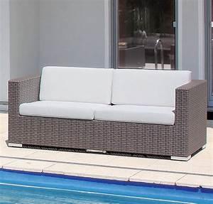 Polyrattan 2 Sitzer : sonnenpartner 2sitze lounge sofa residence polyrattan art jardin ~ Whattoseeinmadrid.com Haus und Dekorationen