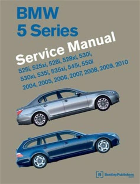 motor repair manual 2008 bmw 5 series electronic toll collection b510 bentley service repair manual e60 bmw 525i 528i 530i 535i 545i 550i turner