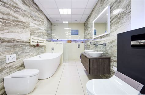 Bathroom Design Eastbourne by Showrooms Inspired Home Interiors