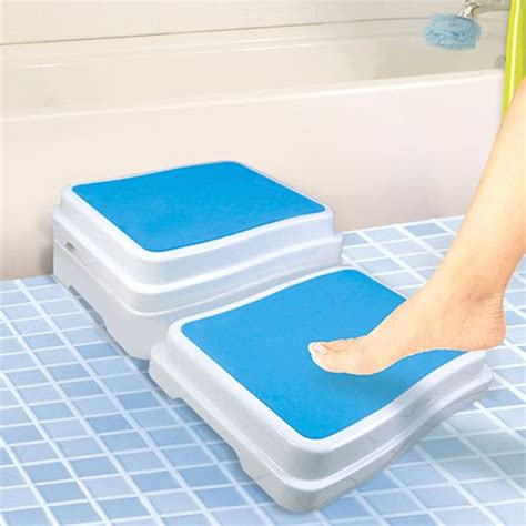 tub step bathtub safety step provides added safety security