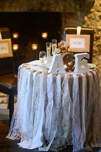 Wedding theme lace and burlap garland 2527908 weddbook for Burlap and lace wedding decorations