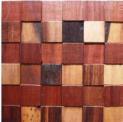Holz Mosaik Fliesen by Wood Mosaic Tile Nwmt036 3d Kitchen Backsplash