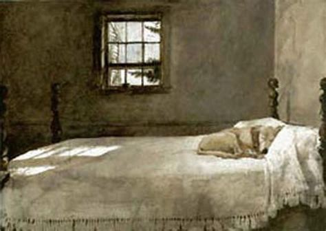 master bed painting dog that wyeth dog things to get
