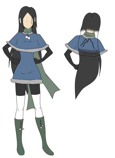 Mountain Ninja Outfit? by MisuxRiku on DeviantArt