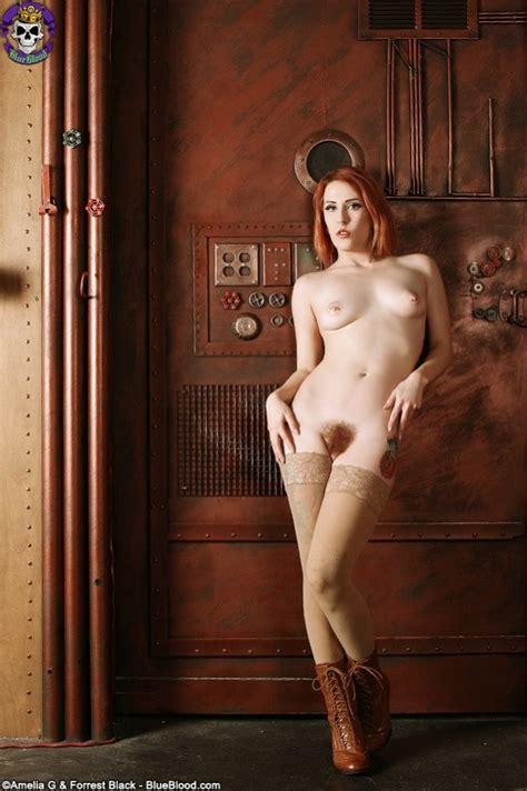 pinkfineart anastassia bear steampunk from erotic fandom