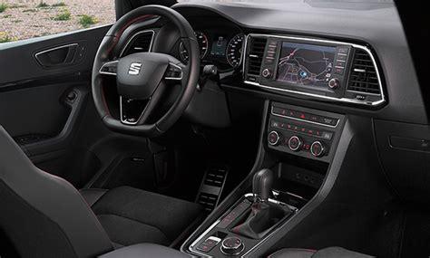 seat ateca interior al volante del seat ateca fr un cóctel que funciona