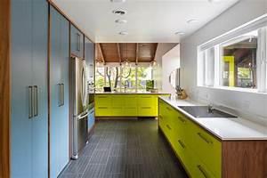 5 Ways To Make Your Midcentury Modern Kitchen Layout Better