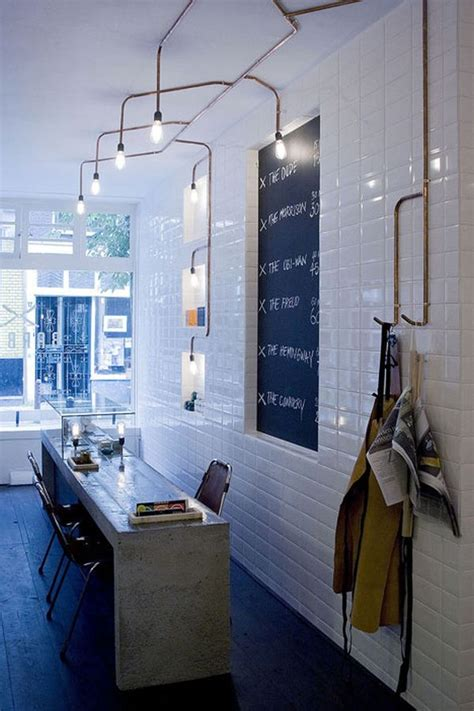 an authentic and yet innovative barber shop in the