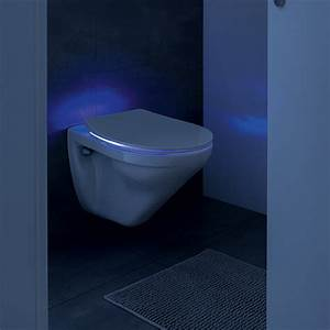 Wc Sitz Led : poseidon wc sitz cool light mit absenkautomatik ~ Buech-reservation.com Haus und Dekorationen
