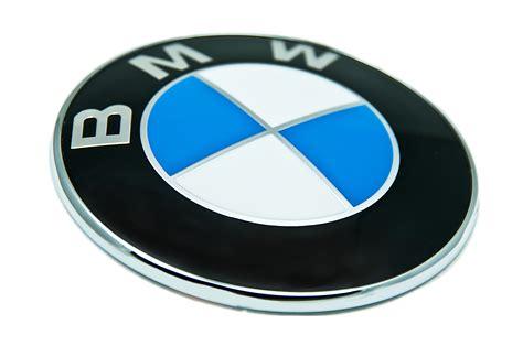 logo bmw bmw genuine trailer tailgate hood logo badge emblem