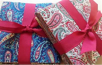 Paisley Quilt Fabric Squares Pre Cut Charm