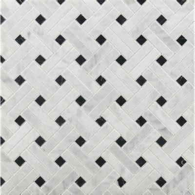 Carrara Mosaics   ANN SACKS Tile & Stone