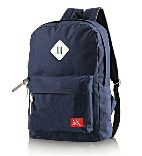 Tas Ransel Gadget Wanita jual tas ransel laptop infl bandung tas sekolah pria dan