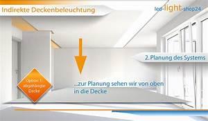 Led Leiste Decke : anschluss und verlegung der kabel bei indirekten deckenbeleuchtungen ~ Sanjose-hotels-ca.com Haus und Dekorationen