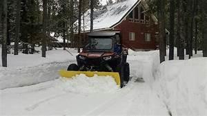 Wicked Bilt Plow Install Hydraulic Plow Moves Plenty Of