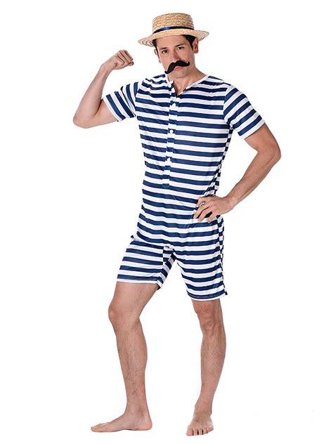 costumi da bagno vintage costume da bagno retr 242 per uomo costumi adulti e vestiti