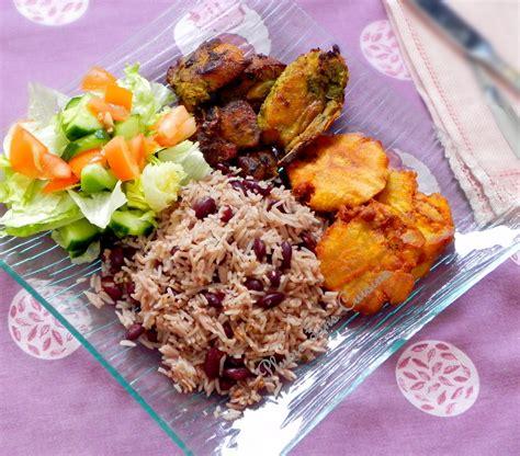 mister cuisine griot haïtien