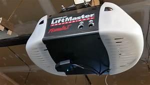 Installation With Chamberlain Liftmaster Professional