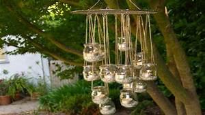 Fil Pour Accrocher Des Photos : fabriquer des lampions bougies pour le jardin d co ~ Zukunftsfamilie.com Idées de Décoration