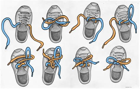 How To Tie Your Shoe 7 Steps Instructables