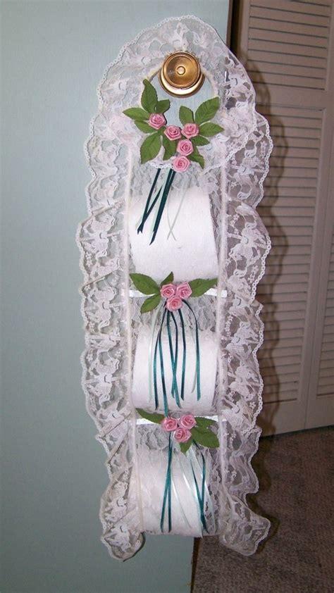 making  toilet paper holder thriftyfun