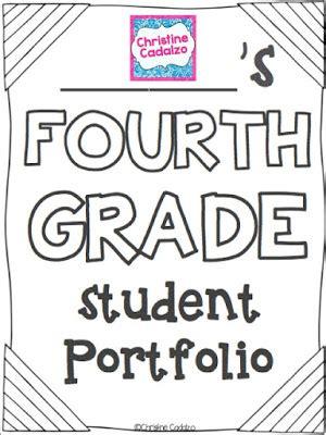 15184 portfolio design for elementary students teach think elementary student portfolios
