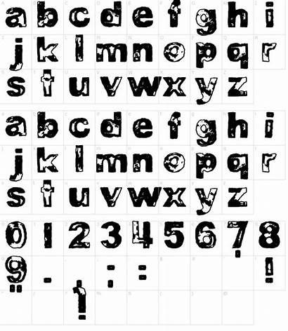 Font Stamp Bad Job Djb Fonts Fontmeme