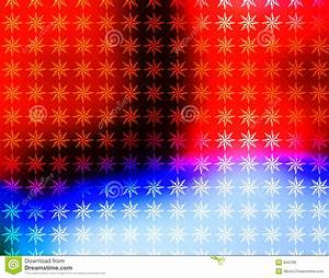 Vivid Red White And Blue Stars Wallpaper Royalty Free ...