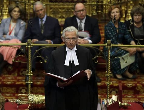 speaker of the house in house of and commons speakers clash on address