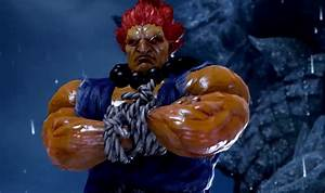 Tekken 7 PS4 Gameplay Shows Akuma Dishing Out Beat Downs