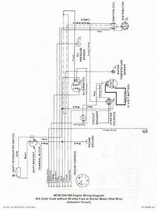 60 Awesome Volvo Penta Starter Wiring Diagram