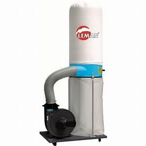 Aspirateur D Atelier : leman aspirateur d 39 atelier pour machine bois 150l ~ Edinachiropracticcenter.com Idées de Décoration