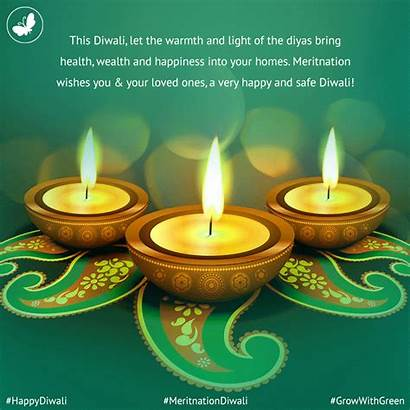 Diwali Happy Card Festival Lights Happiness Prosperity