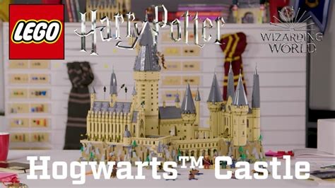 brickfinder lego harry potter hogwarts castle designer