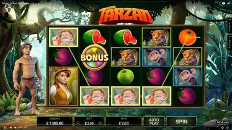 Tarzan Slot Review & Bonus