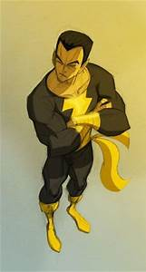 Black Adam (Teth Adam) is a fictional character, a ...