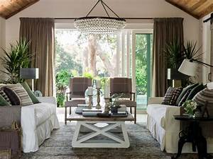 living room and dining room decorating ideas and design hgtv With hgtv living room decorating ideas 2