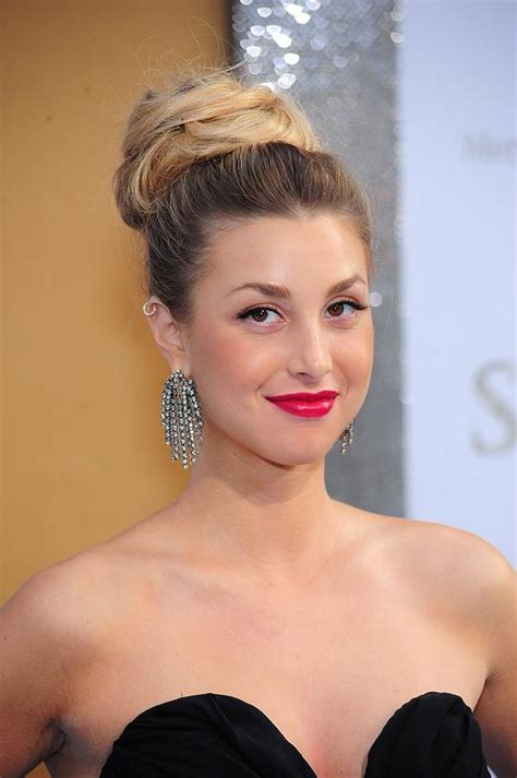 whitney port at arrivals for sex and photograph by everett