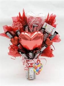 Fun Bunch 2 Balloons & Hershey Candy Bars Bouquet ...