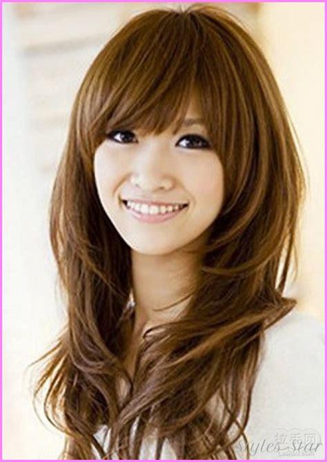 asian girl long haircuts stylesstar com