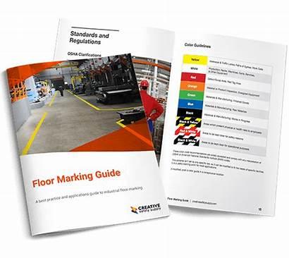 Guide Marking Floor Safety Mark Colors Kanban