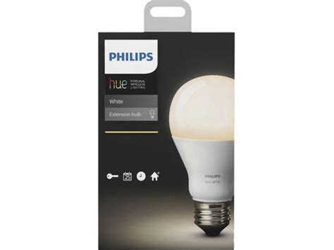 philips hue dimmable white 9 5w a19 single led bulb energy