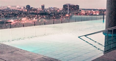 Wet Deck Pool Party At The W Hotel  Dallas Vip