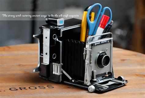 retro camera style  holder feelgift
